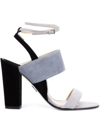 sandals grey shoes
