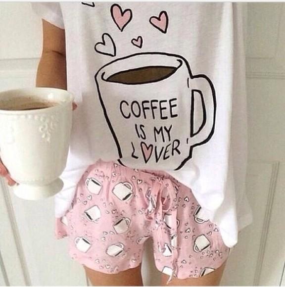 pink cute pajamas pjamas