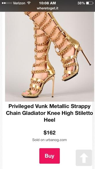 shoes links gladiators open toes high heels