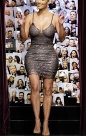 dress,kim kardashian,ralph lauren,glitter,sparkle