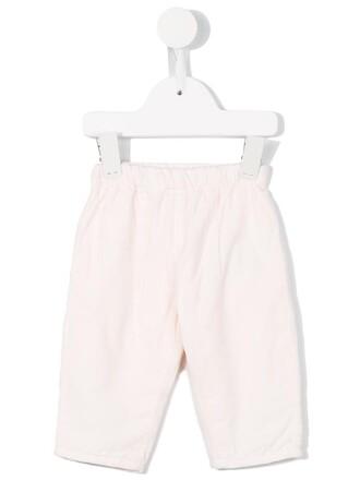 girl purple pink pants