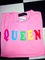 Sweet lord o'mighty! big ass queen tee
