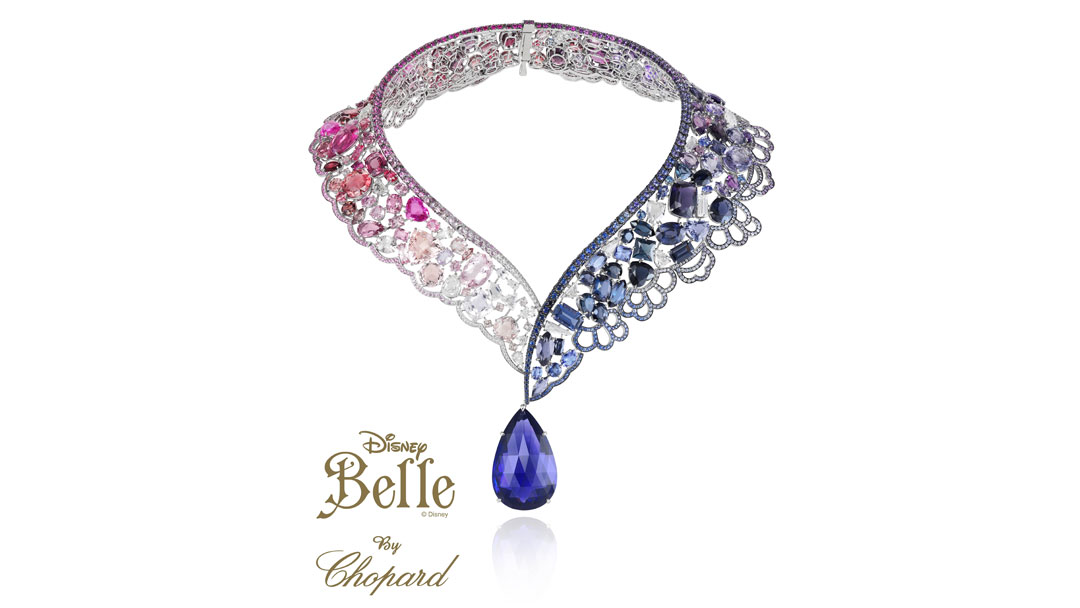"""The enchanting """"Disney Princess Collection"""" by Chopard 
