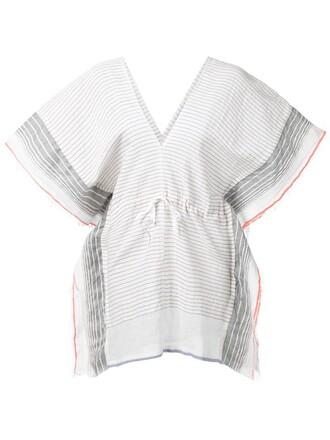 tunic white top
