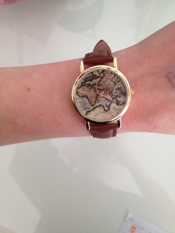 e18353ce9b3 watch map boho tanned pale funny me mine photography tumblr blog for tan  straps leather grey.