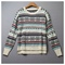 Aztec tribal sweater in multicolor