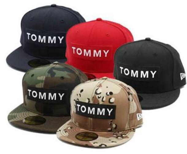 3f265ceb hat, tommy hilfiger, tommy harajuku, tommy hilfiger, newera - Wheretoget