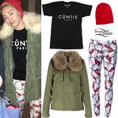 pants,leggings,miley cyrus,jacket