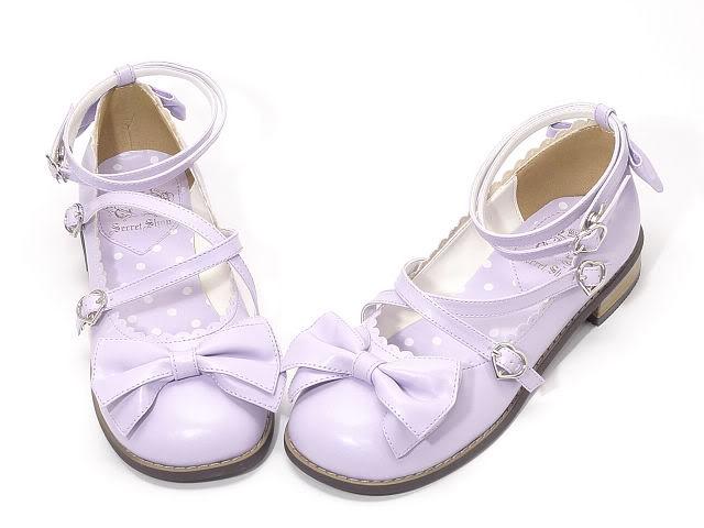 Secret shop tea party shoes sweet lolita gothic 9807