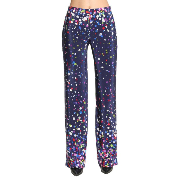 Iceberg pants women blue
