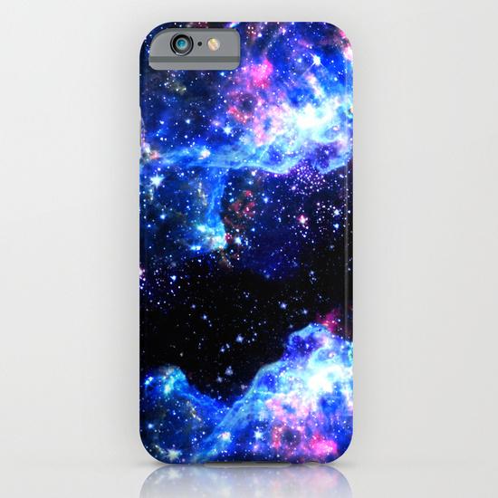 new concept c0a08 58ab3 Galaxy iPhone & iPod Case by Matt Borchert