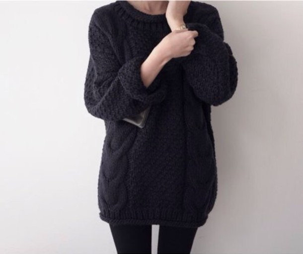 sweater knitwear