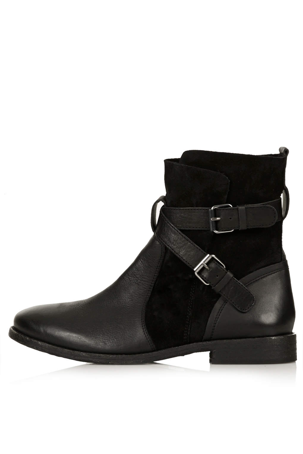 AYE Pirate Ankle Boots - Boots - Shoes