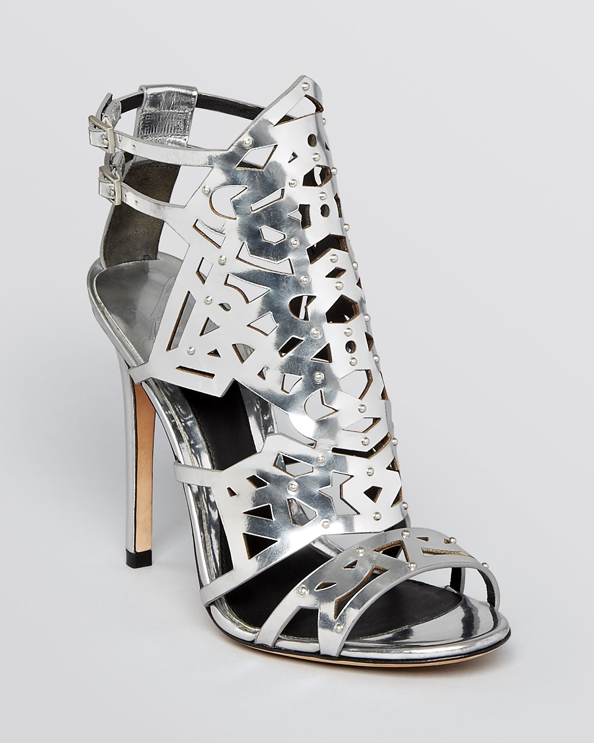 B Brian Atwood Evening Sandals - Laconica High Heel | Bloomingdale's