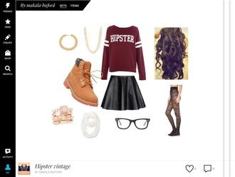 skirt black leather skirt sunglasses shirt shoes