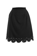 Sirenlondon — scallop touch dress
