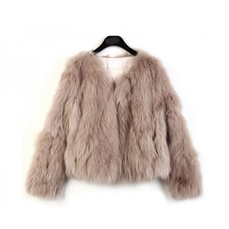 faux fur fur fashion style fluffy dusty pink trendy trends cute trending
