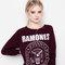 The ramones sweatshirt -  pull&bear belgium
