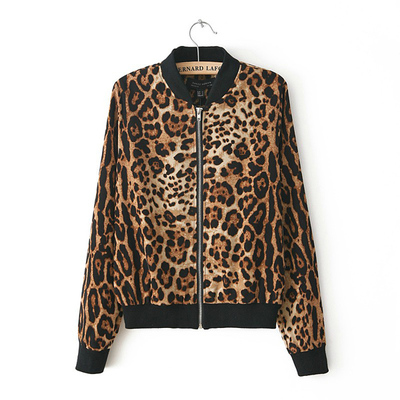 High fashion animal print jacket · luxury fashion & accessories  · online store powered by storenvy
