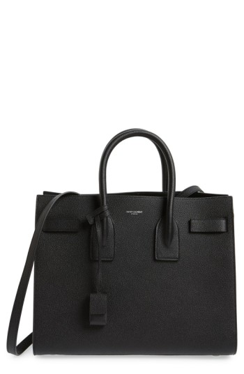 Saint Laurent 'Small Sac de Jour' Leather Tote | Nordstrom