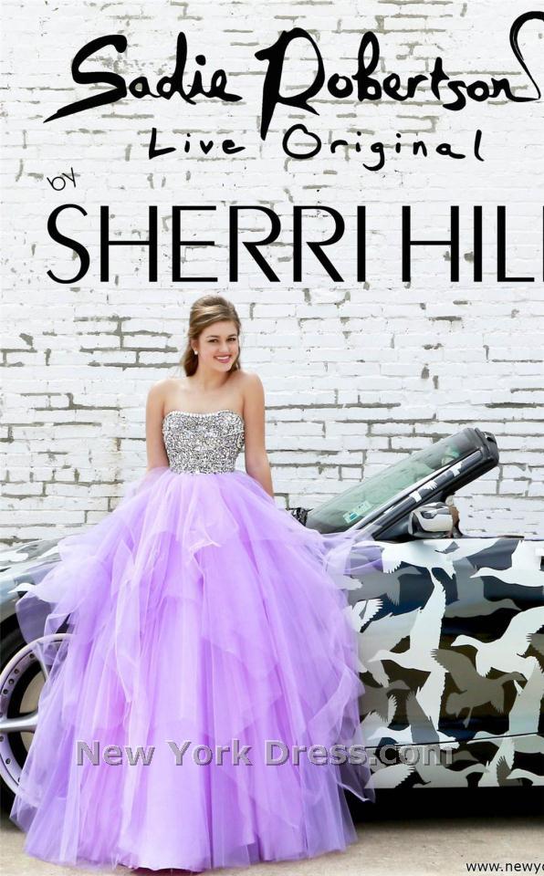 Sherri hill 11085 dress