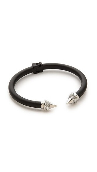 mini matte silver black matte black jewels