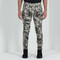Camouflage cargo trouser - pewter grey