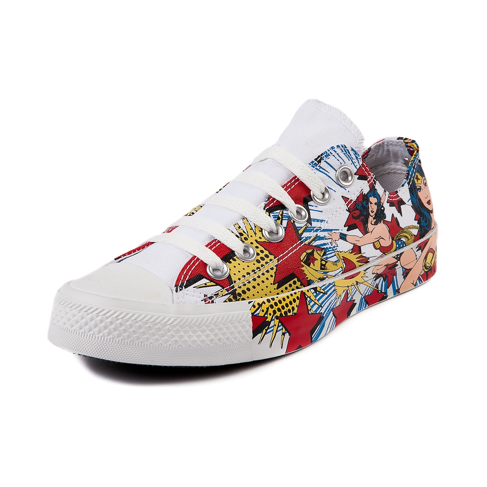 Converse all star lo wonder woman sneaker, wonder woman