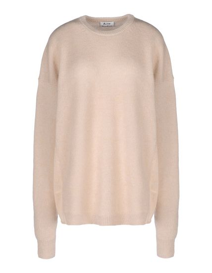 Acne Studios Long Sleeve Sweater - Acne Studios Sweaters Women - thecorner.com
