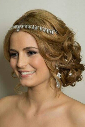 jewels diamonds headband head jewels silver