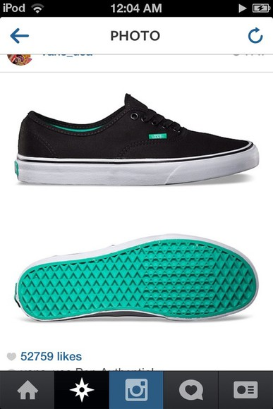 aqua blue shoes black aquamarine vans skater shoes skatershoes