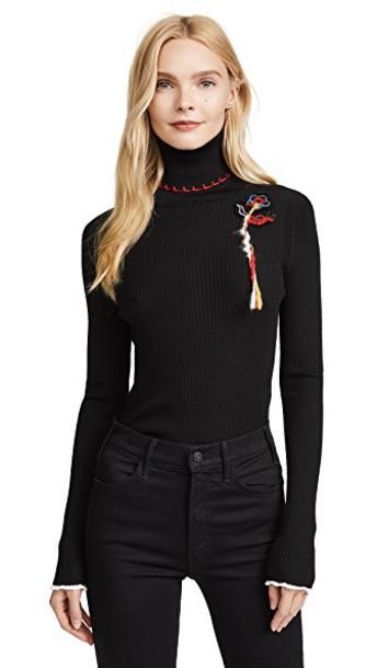 Sonia Rykiel sweater black