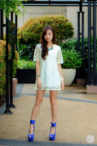 kryzuy dress jewels shoes