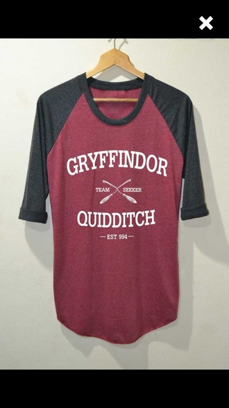 shirt harry potter