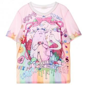 dress pink t-shirt bow fashion style beautiful teenagers cool summer boogzel