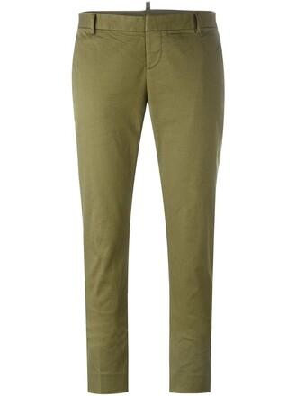 fit green pants