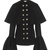 Johan Cloak Coat | Moda Operandi