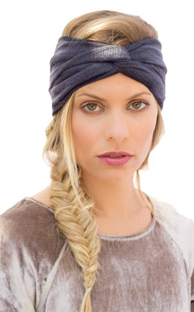 Hat Turban Headband Turband Girl Blonde Hair