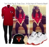 jacket,red,chicago bulls,air jordan,shoes