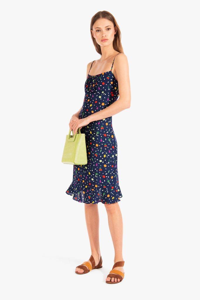 BELLINI DRESS | BOYSENBERRY SMALL SALAD