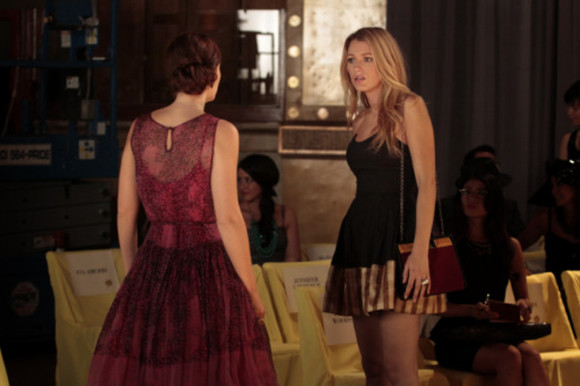 serena van der woodsen blake lively dress gossip girl tumblr