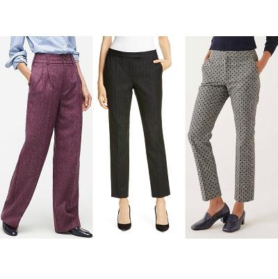 The Hunt: The Best Women's Dress Pants for Winter - Corporette.com