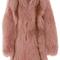 Oversized fox fur coat | moda operandi