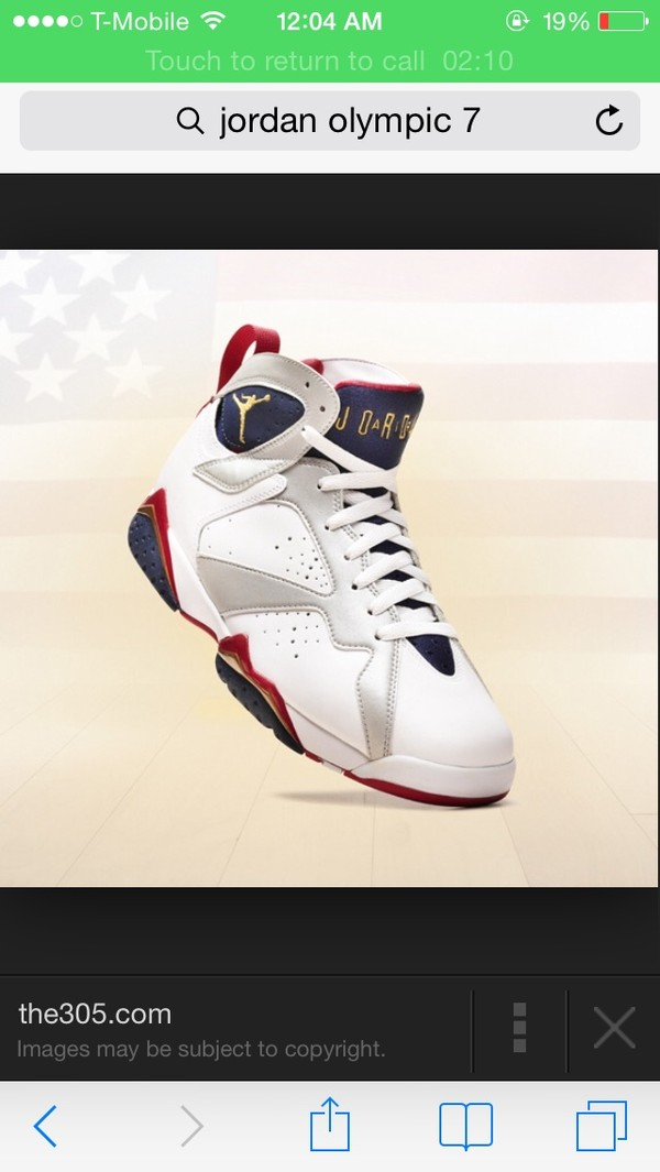 shoes retro 7 olympic 7s jordans