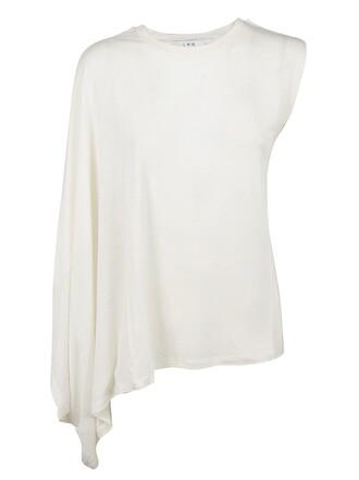 t-shirt shirt draped top