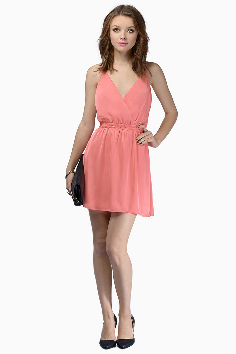 Slick Chick Cami Dress $72