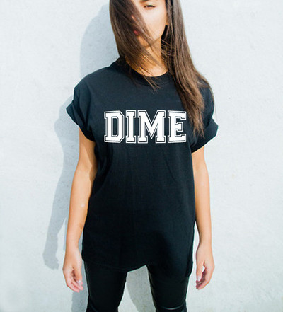 Dime T-Shirt-Luxury Brand LA · Luxury Brand LA · Online Store Powered by Storenvy