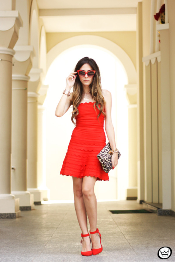 fashion coolture dress jewels shoes