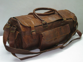 bag leather bag