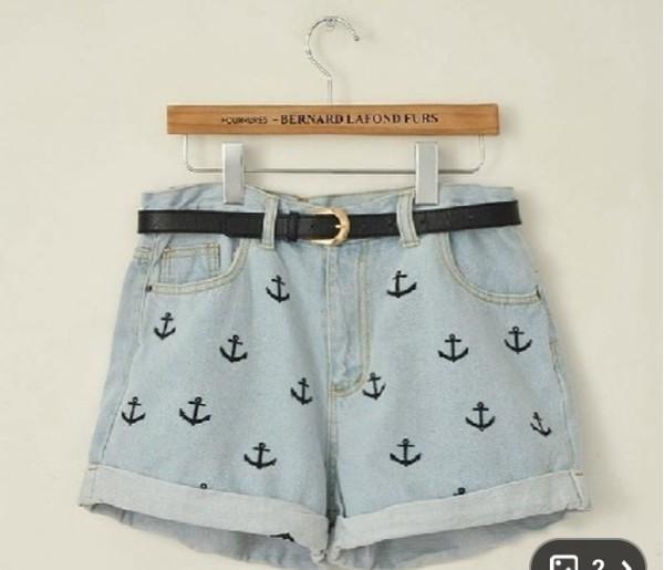 shorts anchor shorts